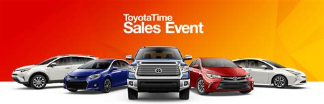Toyota Sale Event Toyota Time Sales Event In Palo Alto Magnussen S Toyota
