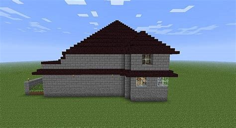 Fancy Minecraft Houses by Big House And Fancy Schematic Minecraft Project