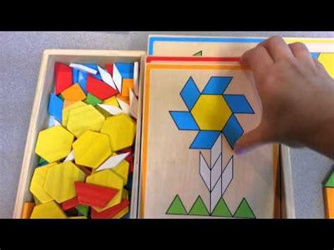 Doug Pattern Blocks And Boards Classic Berkualitas pattern blocks and boards classic by and doug