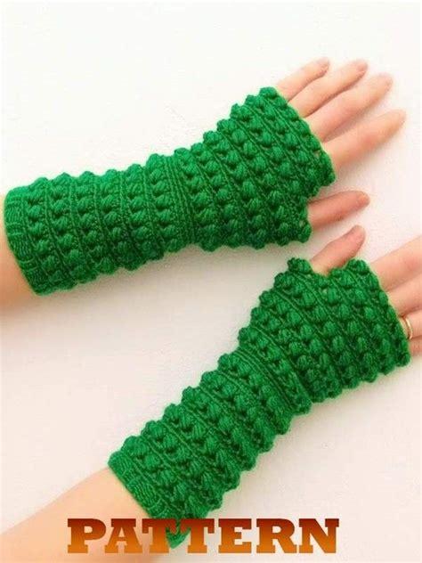 english knitting pattern for mittens pdf crochet pattern fingerless gloves mittens arm