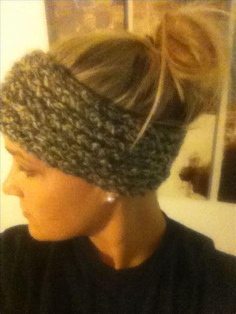 knitting loom headband pattern headband made from knitting loom for my looms and