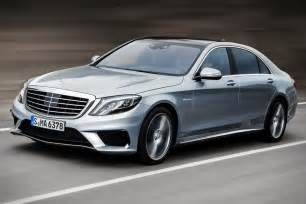 Mercedes Amg 2014 2014 Mercedes S63 Amg 4matic Uncrate