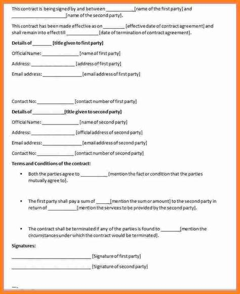 7 Contract To Take Over Car Payments Template Simple Salary Slip Take Car Payments Contract Template