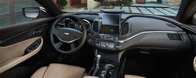 Chevrolet Impala Inside 2018 Impala Size Car Size Sedan Chevrolet