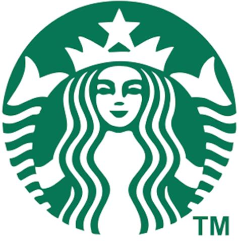 starbucks logo evolution daily contributor