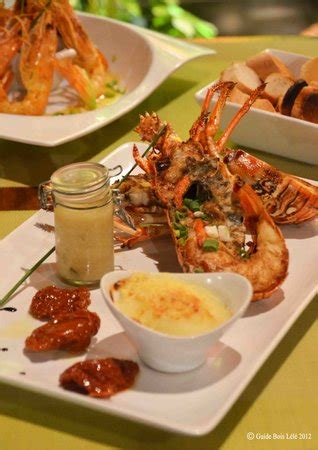 cuisine langouste plancha sp 233 cialit 233 langouste a la plancha photo de coco