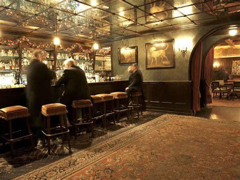 lobby bar   bowery hotel bars  east village