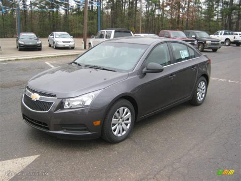 chevy cruze grey 2011 taupe gray metallic chevrolet cruze ls 46244631