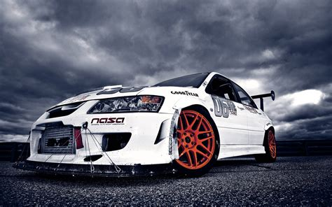 Fond Auto by Mitsubishi Evo 8 Wallpapers Wallpaper Cave