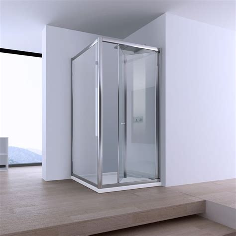 box doccia con apertura a libro box doccia con apertura a libro cristallo 6 mm trasparente
