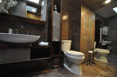 Decoration Ideas: Splendid Bathroom Decoration Remodeling Interior Design Ideas With Dark Cherry