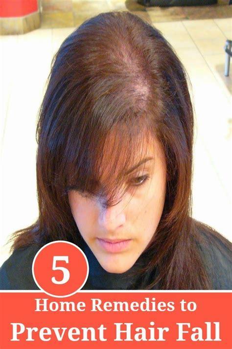 home remedies  prevent hair loss home diy hair
