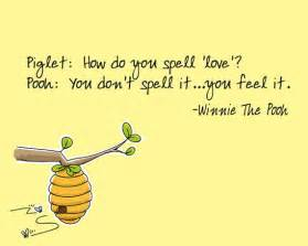 how do you spell winnie the pooh quote