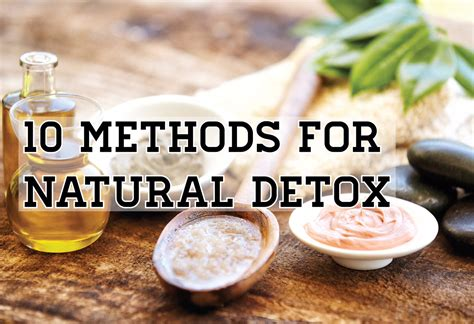 Home Detox Methods by 10 Methods For Detox Mypaleopal