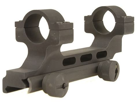 one mount model 1 1 scope mount integral 30mm rings upc