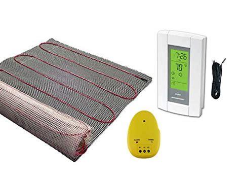 radiant floor heaters reviews ultimate guide