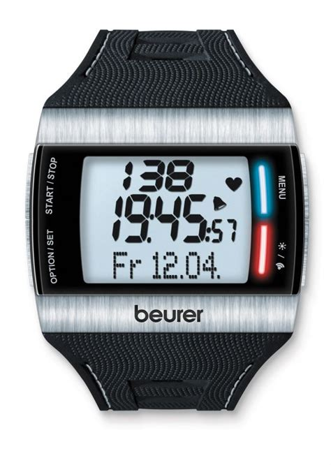 Beurer Rate Monitor Pm18 pm 62