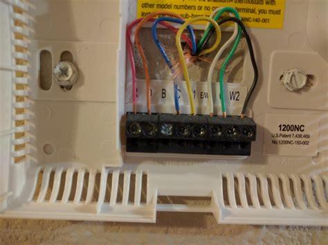 lyric thermostat wiring diagram free wiring