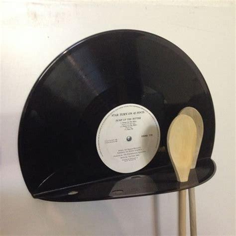 Basteln Mit Schallplatten 4250 by Basteln Mit Schallplatten Etagere Aus Schallplatten My