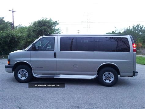 purchase used 2003 gmc savana 3500 cargo van with cab protector bin package in cortland ohio service manual 2003 gmc savana 3500 how to change transmission pressure solenoid valve