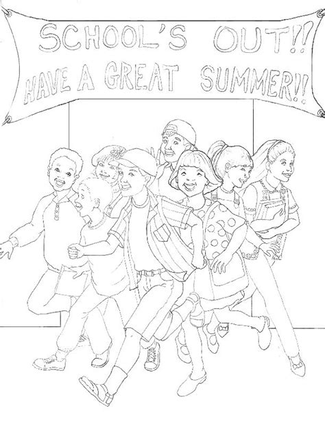 Last Day Of School Coloring Pages Az Coloring Pages Day Of School Coloring Page
