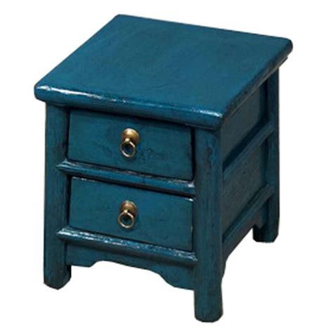 nachttisch blau nachttisch chinesische blau meubles labaiedhalong