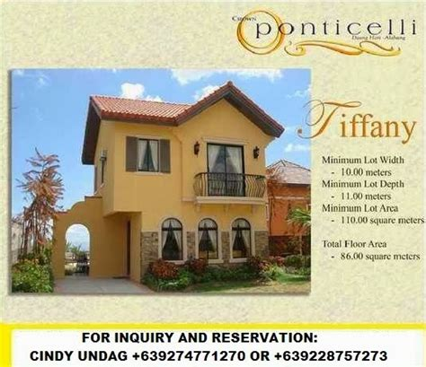 invest a house and lot in the philippines 3br single invest a house and lot in the philippines ready for