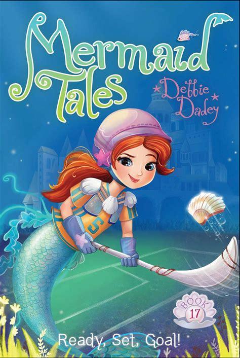 Books Vs Looks Mermaid Tales ready set goal ebook by debbie dadey tatevik avakyan