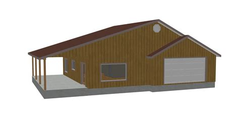 workshop garage plans g417 36 x 44 x 9 garage plans store front motorcycle