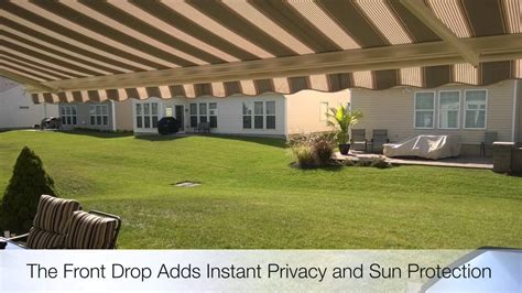 awnings in nj millstone new jersey retractable awnings the awning