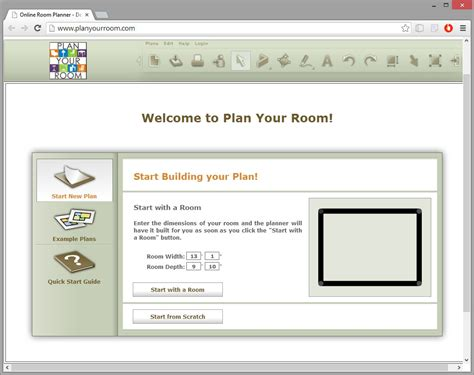 room layout design software free download plan your room download