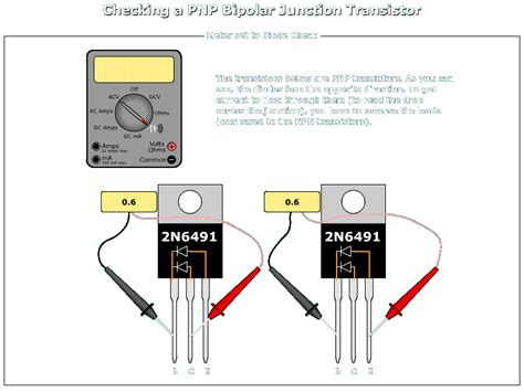 testing of diode and transistor how to test the diode and transistor using multimeter 28 images simple transistor tester