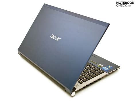 Laptop Acer Processor I5 acer aspire 3830tg 2412g50nbb notebookcheck net external