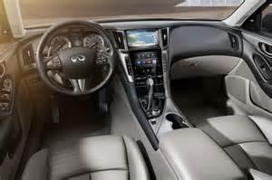 Infiniti G37 Coupe Interior 2014 Infiniti Q50 New Car Review Autotrader