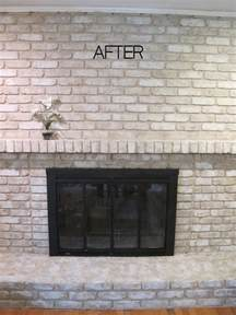 How To Paint Paneling Tutorial How To Paint A Brick Fireplace