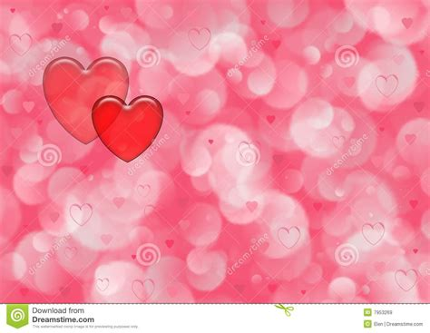 red and pink background royalty free stock images image red hearts and pink bubbles background royalty free stock