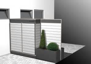 sichtschutz reihenhaus terrasse gartenschrank terrassensichtschutz mit stauraum garten