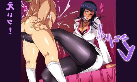 Xxx Picture Free Style Groin Kick Nico Robin One Piece Pantyhose Tamakeri