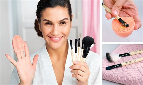 Make Up Oriflime makeup brush school how to use a makeup brush cleaner