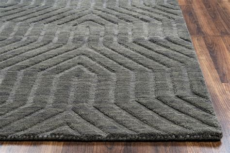 rug techniques technique faded ornamental wool rug in gray 8 x 8