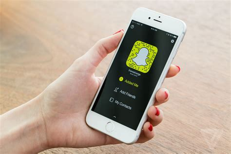 How To Find On Snapchat Through How To Use Snapchat In 2017 The Verge