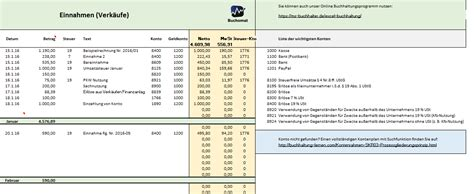 Rechnung Erfassen Englisch kostenlose excel vorlage f 252 r ihre buchhaltung und e 220 r