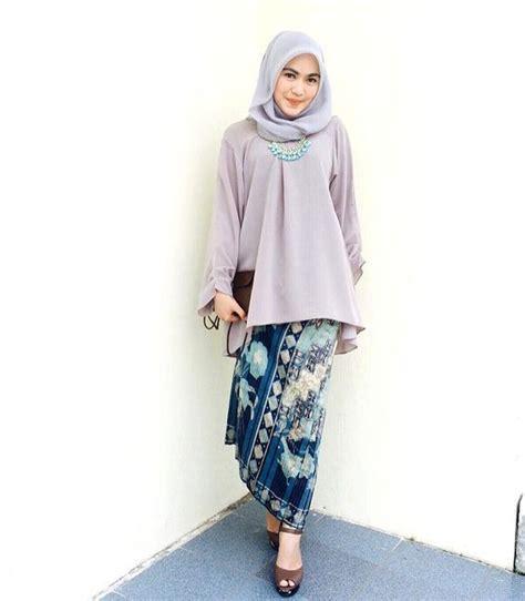 foto baju batik ber hijab see this instagram photo by utarihandayani 528 likes