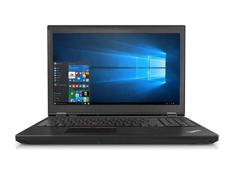 Laptop Lenovo Thinkpad P50 Lenovo Thinkpad P50 20en0008ge Notebookcheck It