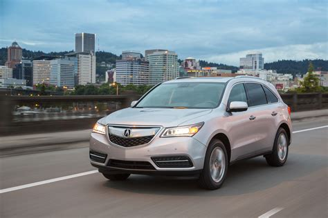 2016 acura mdx preview j d power cars