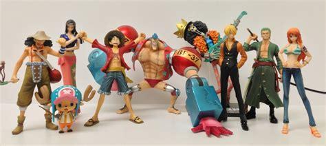 Figure One Pvc Dxf Crew Mugiwara Luffy Set figurine one new world figuarts zero