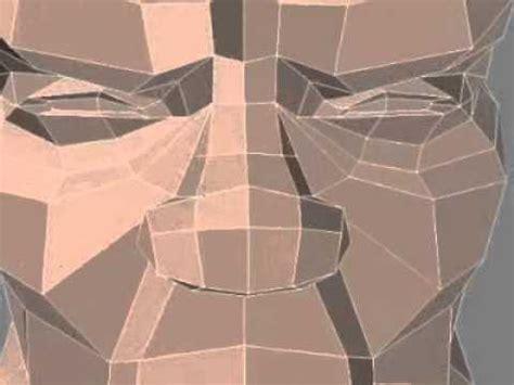 tutorial dasar pembuatan sketsa wajah 3d
