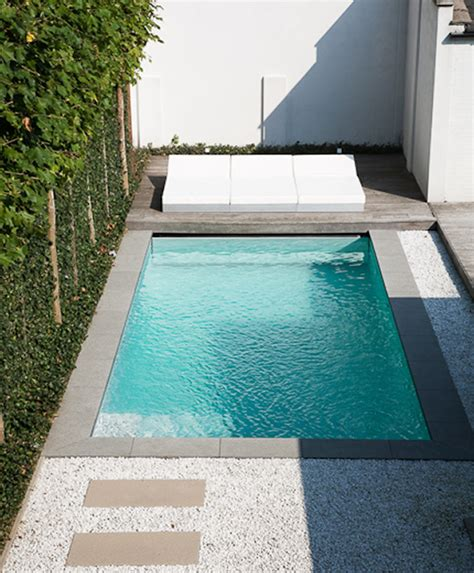 smallest pool take the plunge small pool ideas