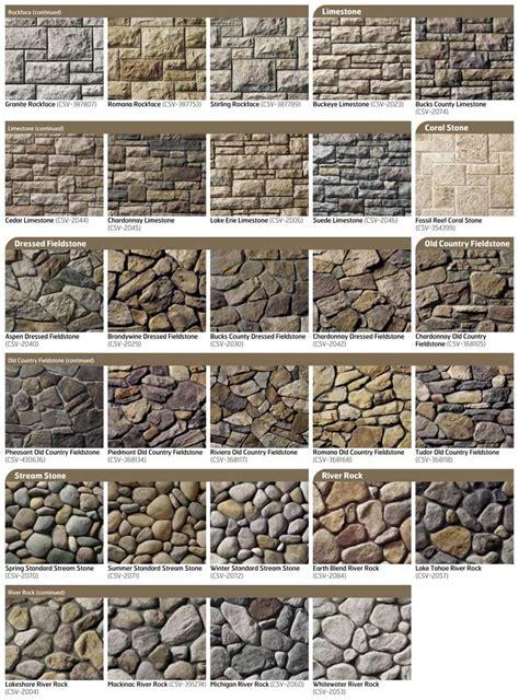 lots   cultured stones  colors