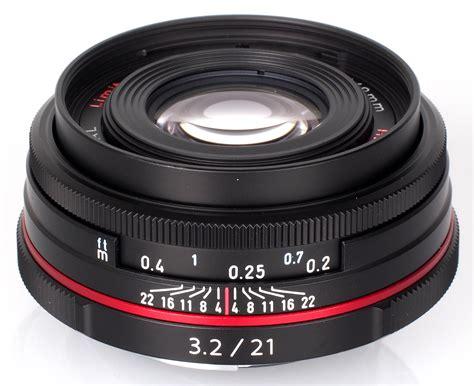 hd pentax da 21mm f 3 2 al limited lens review